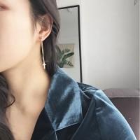 Anting Salib #012 / Model Tindik / Tura / Earrings