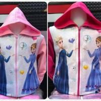 Jaket Anak Perempuan Frozen 01 XL