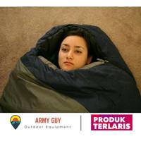 sleeping bag super tebal / polar super tebal