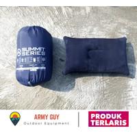 Paket Sleeping Bag Polar Tebal + Bantal Murah Nyaman Berkualitas