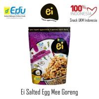 Ei Salted Egg Mee Goreng Salted Egg Sambal Matah