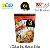 Ei salted egg Wonton Chips 60gr