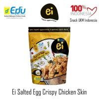 Ei Salted Egg Cripsy Chicken Skin 80gr