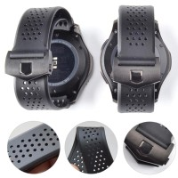 samsung gear s3 calssic frontier luxury rubber strap