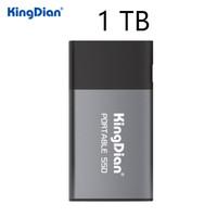 KingDian Portable SSD External USB 3.0 1 TB Solid State Drive
