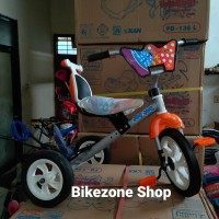 Sepeda Sinchan bmx anak balita Roda Tiga Yoe Yoe