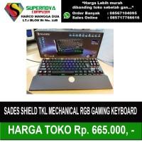 Sades Shield TKL MECHANICAL RGB GAMING KEYBOARD