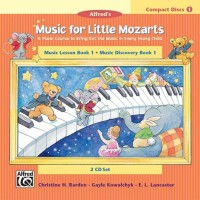 CD 2-Disc Sets Level 1 Music for Little Mozarts