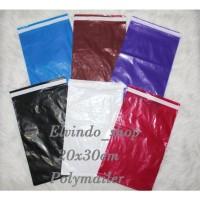 Polymailer PE 20x30cm /Plastik Packing Olshop Murah