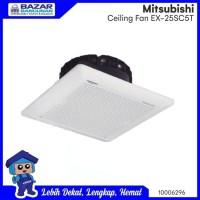 KIPAS VENTILASI / EXHAUST FAN / HEXOS MITSUBISHI EX 25SC5T / EX25SC5T
