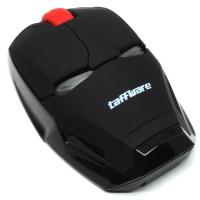 Taffware Mouse Wireless Optical Iron Man