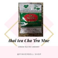 cha tra mue green tea mix hijau