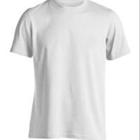 T-Shirt Polos Cotton Combed 24'S / Kaos Polos Cotton Combed 24'S