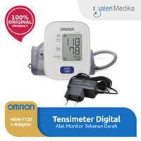 Tensimeter Omron HEM-7120 / HEM7120 + Adaptor