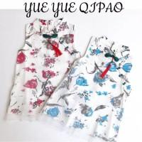 Yue Yue Qipao / Cheongsam Anak Perempuan Murah / Dress Imlek Anak