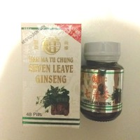 seven leave ginseng - obat sakit pinggang dan pegal linu