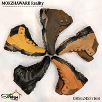 Sepatu Gunung / Hiking Mokzhaware Reality Waterproof, Murah, Original