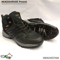 Sepatu Gunung / Hiking Mokzhaware Present Waterproof, Murah, Original