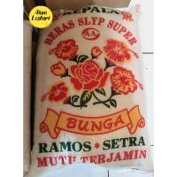 Beras Setra Ramos cap Bunga 10KG