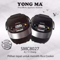 MAGIC COM YONG MA YONGMA Digital Rice Cooker 2 L SMC8027 SMC 8027