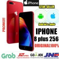 iPhone 8 plus 256 GB NEW original garansi 1 tahun distri Apple