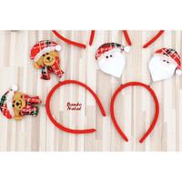 Bando Natal, bisa untuk anak-anak dan dewasa, christmas