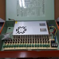 power suply Box 12v 30A+kipas khusus cctv
