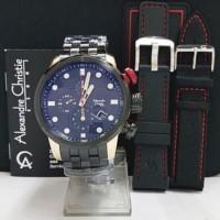 jam tangan pria Alexandre christie original AC 6163 MC