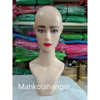 Manekin Kepala Dewasa | Display Jilbab | Display manekin Kepala Wanita