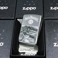 JACK DANIELS - ZIPPO AUTHENTIC