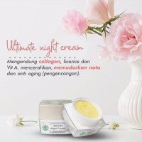 Ms Glow Night Cream Ultimate