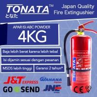 APAR 4 KG / TABUNG PEMADAM API 4 KG
