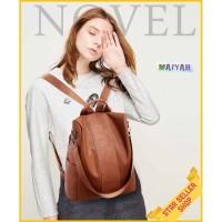 Tas Ransel Wanita Backpack cewek tas punggung perempuan Sekolah kuliah