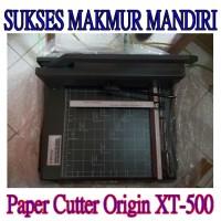 Paper Cutter A3 Alat ORIGIN 500 XT Alat Potong Kertas Ukuran A3