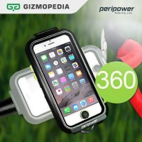Peripower Bike Mount for iPhone 6 PLUS - Water Resistant