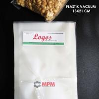 Plastik Vacuum 13 X 21 Cm Vacum Bag, Plastic Vakum Mesin Sealer