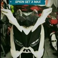 Wow Spion Lipat VND Racing Model Transformer Yamaha X Max 250. S