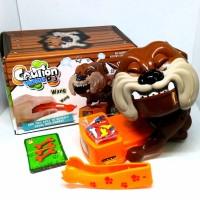 B6689 Mainan Edukasi Anak BEWARE OF The DOG Bad Dog Running man Games
