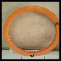 Big Sale Rims Fixie 5Cm 36H Orange L Velg Fixie 5Cm 36H L Rims 5Cm