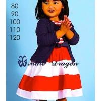 Dress Anak Perempuan Bolero