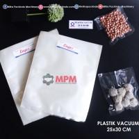 Plastik Vacuum 25 X 30 Cm Vacum Bag, Plastic Vakum Mesin Sealer