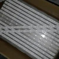 led backlight tv toshiba 32 inch -12 kancing 6v