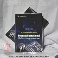 Penguat Operasional Op Amp Teori dan Rangkaian Dasar [SALE]