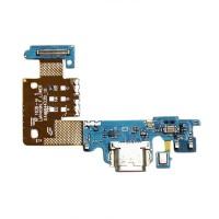 For LG V40 ThinQ V405 Dock Connector USB Charger Charging Port Flex C