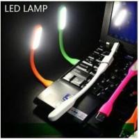LED Lampu USB Baca Bohlam Flexibel