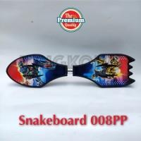 Snakeboard / waveboard / Ripstick Skateboard Swayboard Berikut Tas