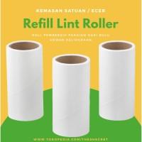 Isi ulang Refill Lint Roller Pembersih Bulu Anjing Kucing (SATUAN)