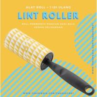 Lint Roller Perekat Pembersih Bulu Anjing Kucing Hewan Peliharaan