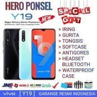 VIVO Y19 RAM 6/128 GB GARANSI RESMI VIVO INDONESIA