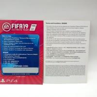 DLC PS4 FIFA 19 ULTIMATE TEAM REGION 3